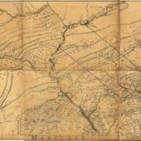 To The Honerable Thomas Penn And Richard PEnn, Esqurs., True & Absolute Proprietaries & Governours of the Province of Pennsylvania & Counties of New-Castle, Kent & Sussex on Delaware This Map of the Improved Part of the Province of Pennsylvania