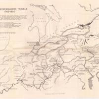 John Heckewelder's Travels 1762-1800
