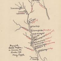 Indian Settlements along the Susquehanna