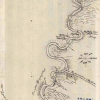 Map of the Upper Susquehanna (1745)